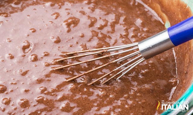 batter for  box cake mix recipe