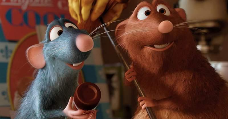 Ratatouille Movie Reviews