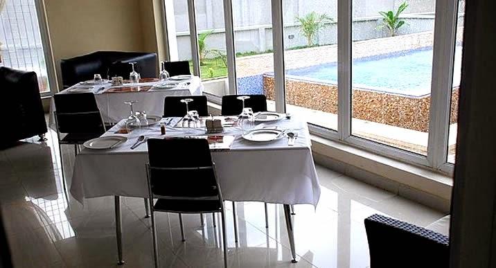 Cameron Hotels, Ile-Ife restaurant