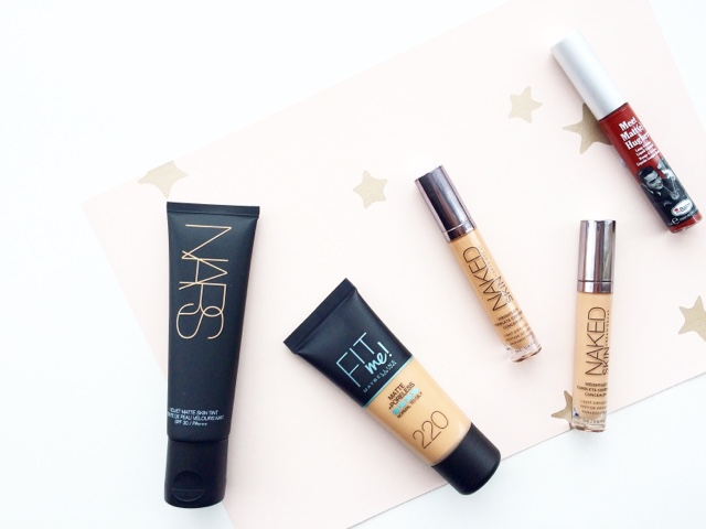 nars velvet matte skin tint st moritz maybelline fit me matte and poreless 220 natural beige