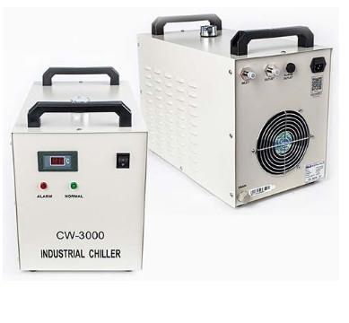 Máy làm lạnh Chiller – Tản nhiệt nước cho máy móc  CW-5200 2 Đầu