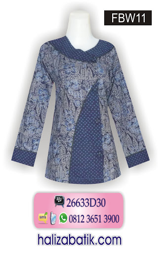 model baju terbaru, baju batik, baju batik modern