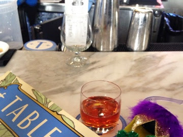 The Ladies of Misrule have a boozy lunch at Tableau New Orleans