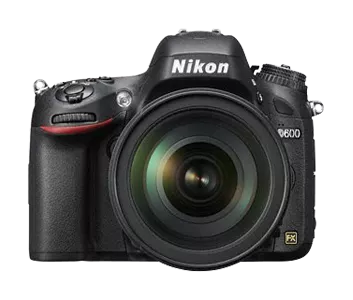 Nikon DSLR D600 specufications overview