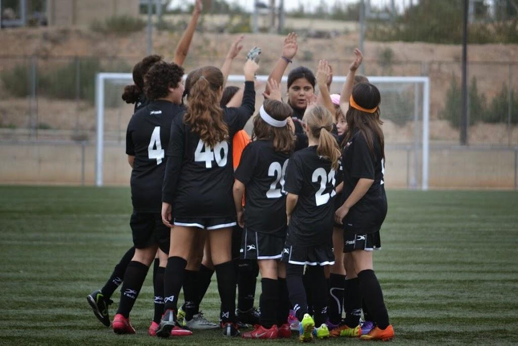 València Fèmines Promeses - Ontinyent Femení Promeses