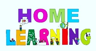 HOME LEARNING 9.08.2020
