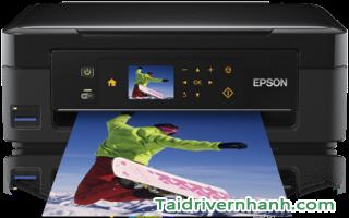 Tải và cài đặt driver máy in Epson XP-405