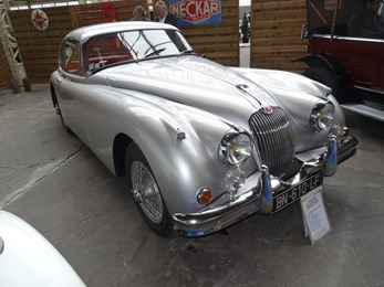 2017.10.01-043 Jaguar coupé XK 150S 1957
