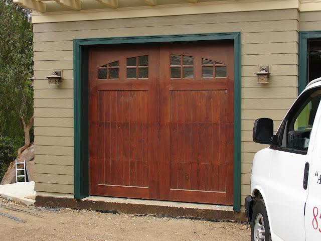 Sikkens Cetol oil on a craftsman door