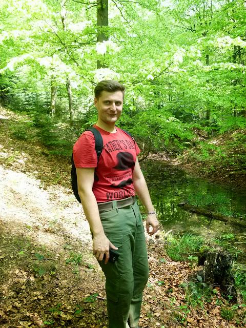 Zajęcia terenowe Źródliska Wisłoki - P1120786.JPG