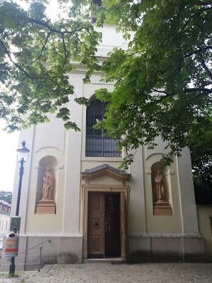 Kirche St. Ägyd