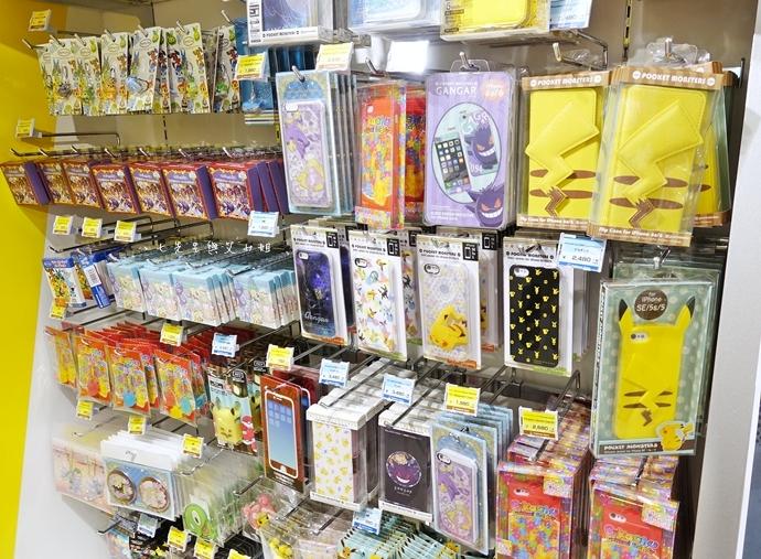 13 成田機場 寶可夢 神奇寶貝 皮卡丘 口袋怪獸 專賣店 東京旅遊 東京自由行 日本自由行