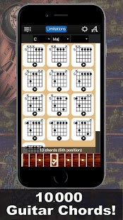 Guitar Chords Compass Lite- screenshot thumbnail
