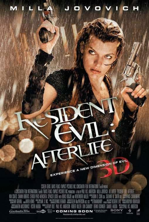 Poster Of Resident Evil: Afterlife (2010) Full Movie Hindi Dubbed Free Download Watch Online At Alldownloads4u.Com