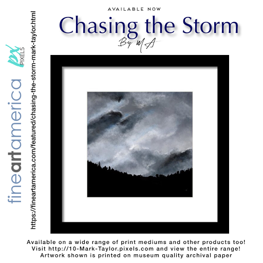 chasing the Storm artwork by Mark Taylor