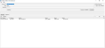 Cara Akses Mikrotik Via Winbox dan Webfig