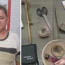 Nampung Emas Hasil Peti, Wahyudi Ditangkap Tim Sultan