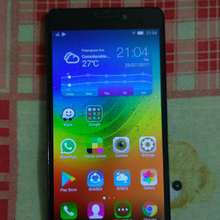 Fix Lenovo A7000 Ghost Touch
