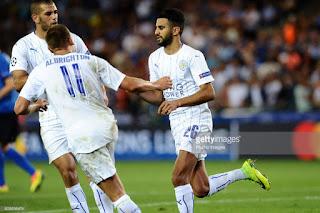 LDC: Mahrez mène Leicester vers un succès historique: «Un début exceptionnel»