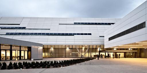 Hospital sant joan de reus design by mario corea arquitectura