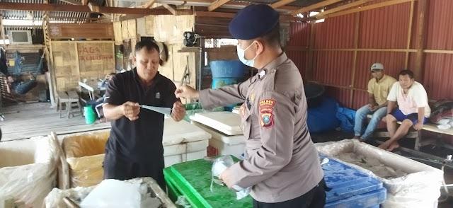 Sat Pol Airud Resor Sergai Giat Ops Yustisi Gabungan