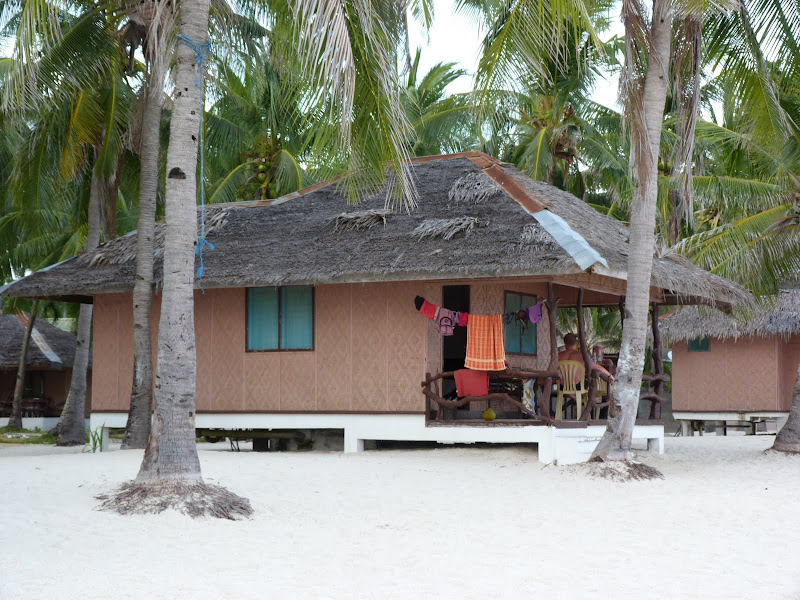 Bantayan, sur la plage