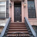 47th St - Manhattan - Brownstone Exterior Facade In Process Photos
