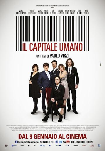 Το Ανθρώπινο Κεφάλαιο (Il Capitale Umano) Poster