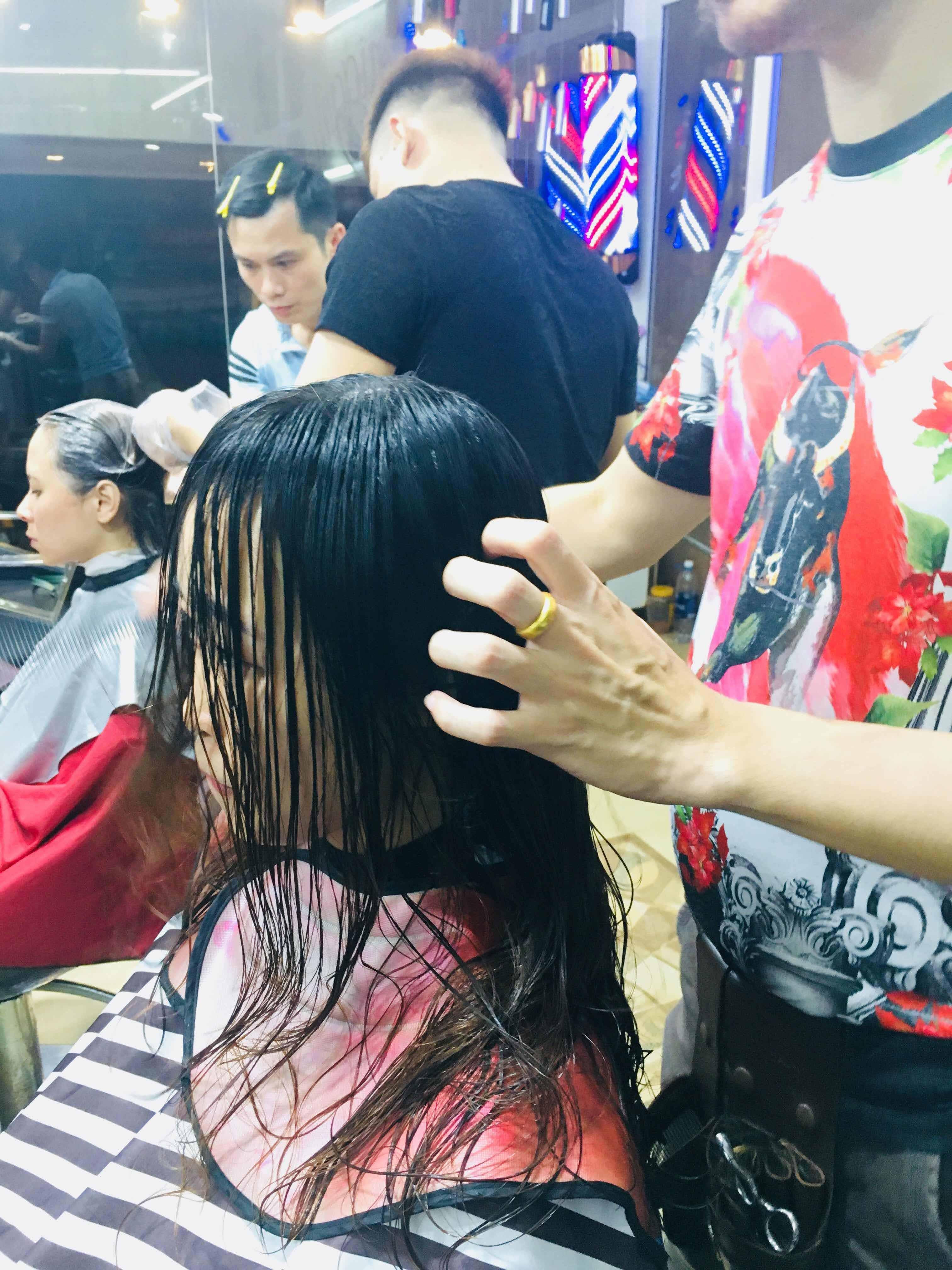 Chỗ chuyên cắt tóc ngắn Tomboy đẹp uy tín nhất Hà Nội