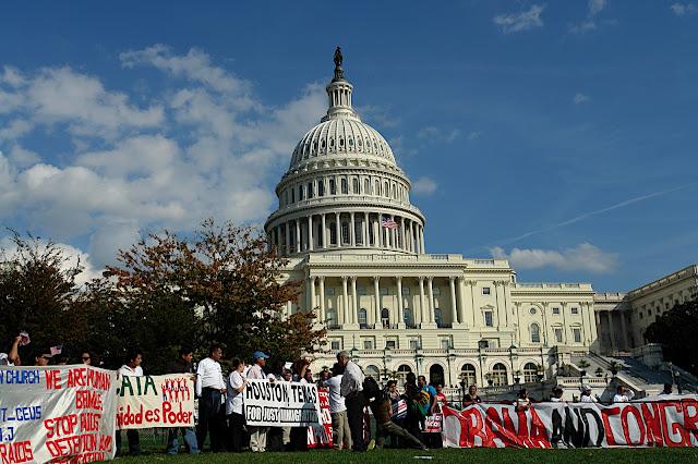 NL Fotos de Mauricio- Reforma MIgratoria 13 de Oct en DC - DSC00893.JPG