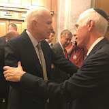Wishing a Speedy Recovery to Senator John McCain