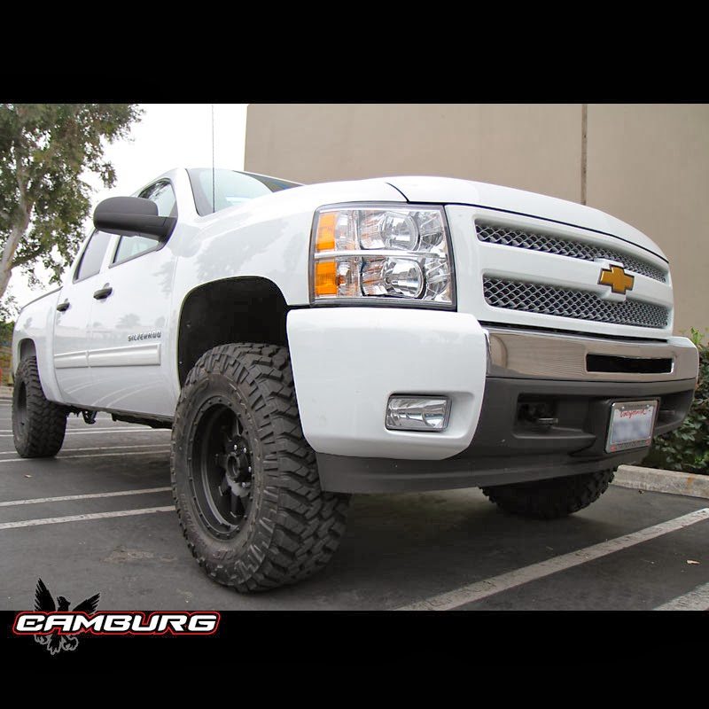 Chevy Silverado 1500 07 16 Camburg Engineering