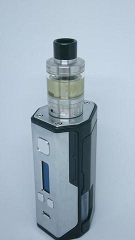 DSC 4009 thumb%255B2%255D - 【RTA】「Geek Vape Ammit 25 RTA」(ギークベープアメミット25RTA)レビュー。アメミットの新型はデカミット!?タンク容量バリエーションありのクラウド・フレイバー製造アトマ【電子タバコ/VAPE/爆煙/アトマイザー】