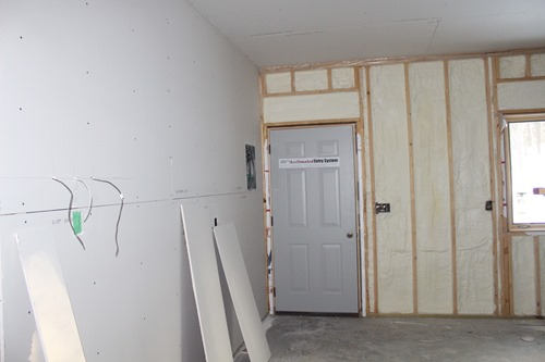 garage sheetrock 3