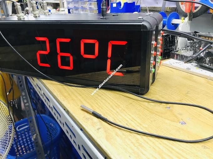 Đồng hồ đo nhiệt độ âm -55 đến 125oC - eChipKool SHOP