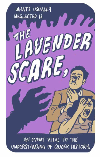 The Lavender Scare and a tangled Webb