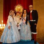 Besamanos Virgen 2011