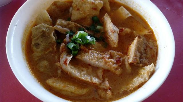 Mee Kari Ramli Bidor, Perak