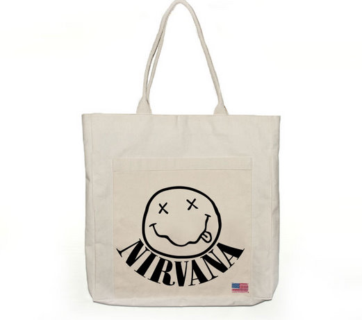 [#Nevermind20] Come as you are: Ecobag Nirvana