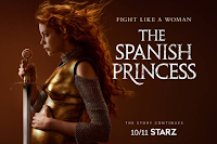 Segunda temporada de The Spanish Princess