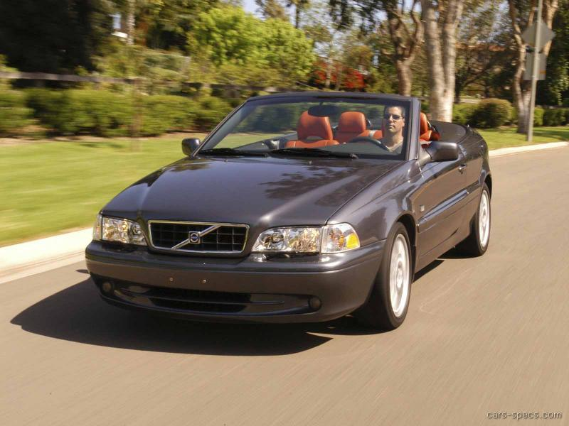 2003 volvo c70 convertible specifications pictures prices. Black Bedroom Furniture Sets. Home Design Ideas