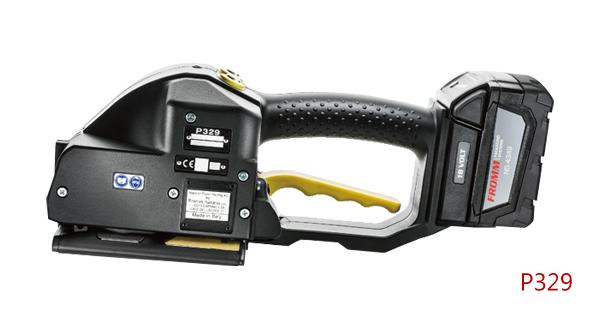 塑鋼帶電動打包機P329