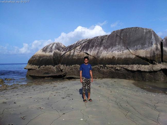 pemandangan cantik di pulau tioman