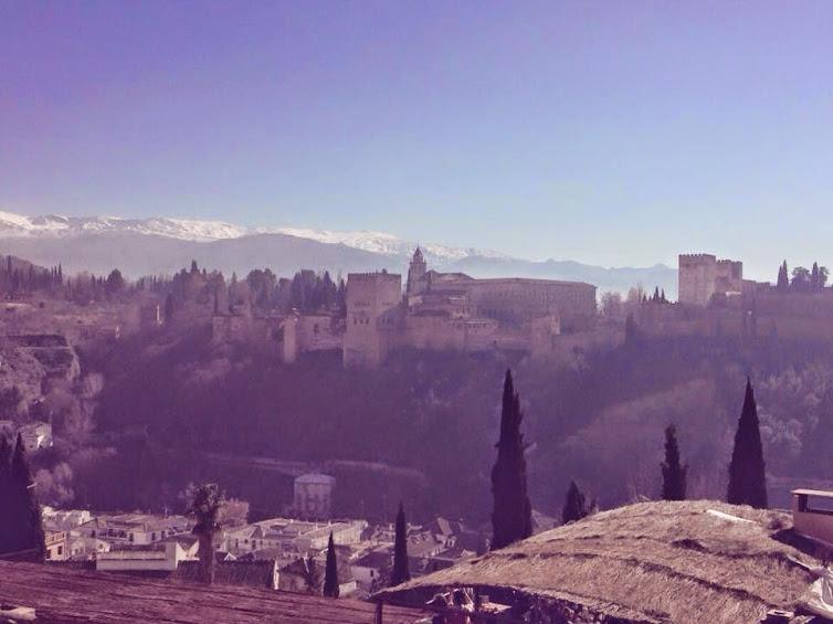 Mirador de San Nicolás Granada