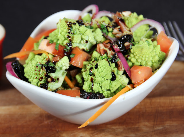 Romanesco Fractal Salad