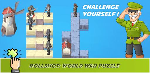 Rollshot - World War Puzzle - Apps on Google Play