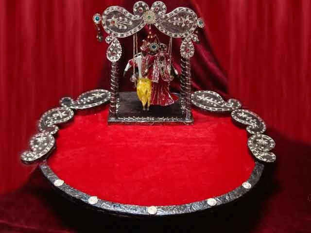 RANJANA ARTS WWWRANJANAARTSCOM Trousseau Packing Wedding Packing Simple Indian Wedding Tray Decoration