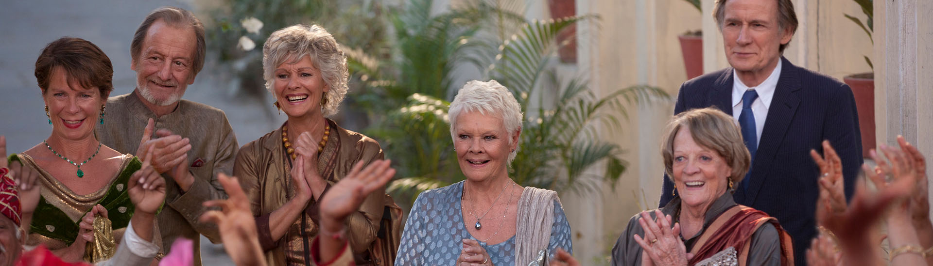 Baner filmu 'Drugi Hotel Marigold'