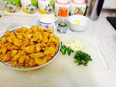 gambar butter chicken sedap