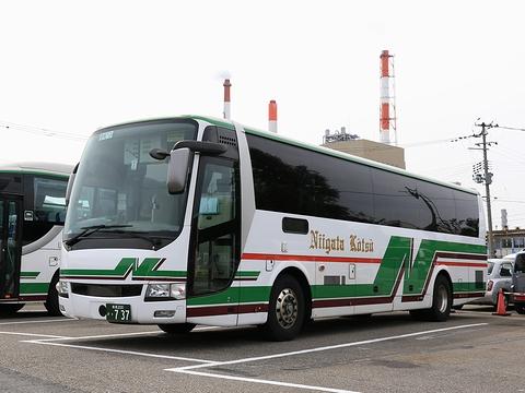 新潟交通「新宿・池袋~新潟線」 ・737